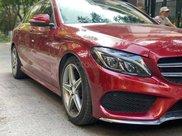 Cần bán xe Mercedes C300 AMG sản xuất năm 2016, hỗ trợ bank 70%5