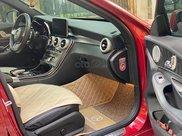 Cần bán xe Mercedes C300 AMG sản xuất năm 2016, hỗ trợ bank 70%12