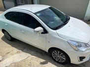 Bán Mitsubishi Attrage năm sản xuất 2015, màu trắng, nhập khẩu nguyên chiếc còn mới, giá tốt2