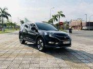 Bán Honda CR V 2017, màu đen, nhập khẩu như mới, 809.999 triệu4