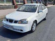 Bán ô tô Daewoo Lacetti sản xuất 2004, xe nhập xe gia đình, giá chỉ 125 triệu0