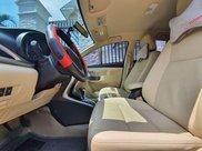 Cần bán xe Toyota Vios 1.5G đời 2020, màu đen còn mới, giá 575tr5