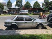 Bán ô tô Nissan Bluebird đời 1985, màu bạc, nhập khẩu0