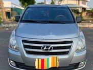 Bán xe Hyundai Grand Starex sản xuất năm 2015, màu bạc, nhập khẩu0