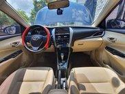 Cần bán xe Toyota Vios 1.5G đời 2020, màu đen còn mới, giá 575tr10