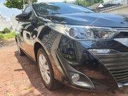 Cần bán xe Toyota Vios 1.5G đời 2020, màu đen còn mới, giá 575tr2