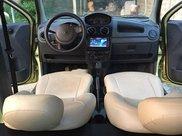 Cần bán gấp Chevrolet Spark đời 2011, màu xanh lam còn mới, giá tốt5