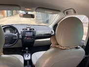 Bán Mitsubishi Attrage năm sản xuất 2015, màu trắng, nhập khẩu nguyên chiếc còn mới, giá tốt6