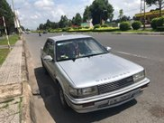 Bán ô tô Nissan Bluebird đời 1985, màu bạc, nhập khẩu6