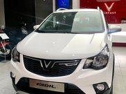 Xe VinFast Fadil 2021 bản cao cấp, màu trắng, giao ngay kèm quà tặng chính hãng0
