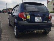 Cần bán Hyundai Getz đời 2010, màu đen, xe nhập, giá 193tr0