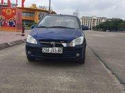 Cần bán Hyundai Getz đời 2010, màu đen, xe nhập, giá 193tr1