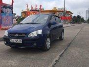 Cần bán Hyundai Getz đời 2010, màu đen, xe nhập, giá 193tr11