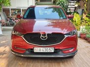 Bán ô tô Mazda CX 5 sản xuất 2017, màu đỏ0
