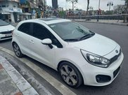 Cần bán Kia Rio đời 2014, màu trắng, nhập khẩu 1