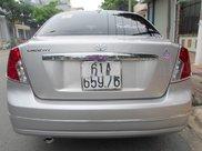 Bán xe Daewoo Lacetti đời 2009, màu bạc, nhập khẩu 3