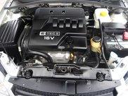 Bán xe Daewoo Lacetti đời 2009, màu bạc, nhập khẩu 9