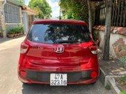 Bán Hyundai Grand i10 sản xuất năm 2019, màu đỏ, xe nhập 2