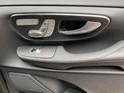 Xe Mercedes V Class sản xuất 2019, màu đen, giá tốt4