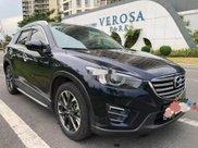 Bán Mazda CX 5 sản xuất 2017, màu xanh đen còn mới, giá chỉ 708 triệu2