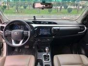 Hàng hot lại cập bến - Toyota Hilux sản xuất năm 2016, màu trắng4