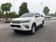 Hàng hot lại cập bến - Toyota Hilux sản xuất năm 2016, màu trắng0