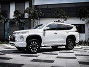 Cần bán xe Mitsubishi Pajero Sport đời 2021, màu trắng, nhập khẩu nguyên chiếc1
