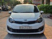 Cần bán Kia Rio sản xuất 2016, màu trắng xe còn mới nguyên bản, máy móc ổn định0