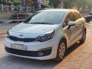 Cần bán Kia Rio sản xuất 2016, màu trắng xe còn mới nguyên bản, máy móc ổn định3