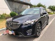 Bán Mazda CX 5 sản xuất 2017, màu xanh đen còn mới, giá chỉ 708 triệu4