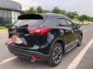 Bán Mazda CX 5 sản xuất 2017, màu xanh đen còn mới, giá chỉ 708 triệu3