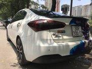 Bán Kia K3 sản xuất 2015, màu trắng chính chủ4