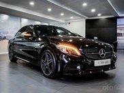 [Ưu đãi lớn tháng 6] Mercedes C300 AMG thể thao mạnh mẽ - trả trước 620triệu nhận xe - ưu đãi khủng và quà tặng bất ngờ0
