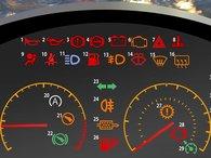 9 loại đèn cảnh báo trên ô tô không phép 'lơ là, chủ quan'