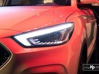 Giá lăn bánh MG ZS 2021 nâng cấp mới