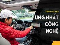 Người dùng đánh giá xe Kia Sorento: Ưng nhất công nghệ