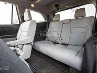 Đánh giá xe Honda Pilot 2018: Hàng ghế sau điều chỉnh nghiêng, trượt thuận tiện cho việc ra/vào xe a2