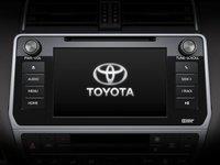 Màn hình đa thông tin MID xe Toyota Land Cruiser Prado 2018