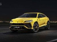 Đánh giá xe Lamborghini Urus 2019 về ngoại thất a1