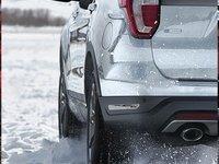 Đánh giá xe Ford Explorer 2019: Đèn hậu.
