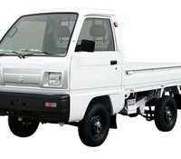 Bán Suzuki 5 tạ 500kg thùng lửng, thùng mui bạt, thùng kín đóng ben