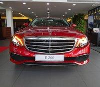 Mua Mercedes-Benz E200 Exclusive new 2020 với giá tốt nhất thời điểm này - Bank hỗ trợ 80%