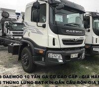 Bán xe tải Daewoo 10 tấn 2019- nhập khẩu, giá tốt nhất, xe giao ngay