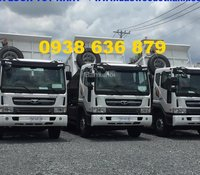 Bán xe ben 15 tấn Daewoo ga cơ nhập khẩu - giá tốt nhất - xe giao ngay