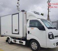 Xe đông lạnh 2 tấn Kia K250, máy Hyundai, hỗ trợ trả góp