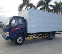 Bán xe tải Jac 5 tấn Hải Dương thùng bạt, thùng kín giá rẻ