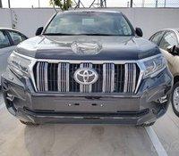 Toyota Tân Cảng bán Toyota Land Cruiser Prado nhập khẩu tại Nhật-mới 100% - đủ màu giao xe ngay