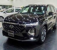 Bán xe Hyundai Santa Fe sản xuất 2020, màu đen, 995tr