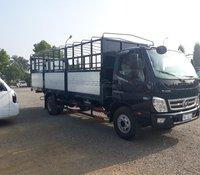 Giá xe tải Thaco Ollin 350. E4, tải trọng 2.15 tấn mui bạt Trường Hải