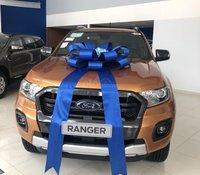 Bán Ford Ranger Wildtrak, ưu đãi lớn, nhận xe ngay